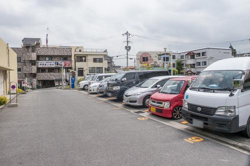 府営駐車場-1404306