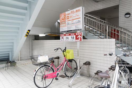 駐輪場-15041515