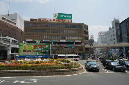 枚方市駅の気温130811-02