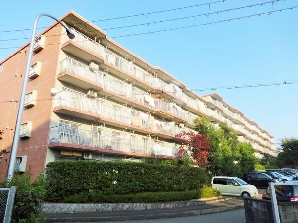 山田池パークハイツ1号棟中古マンション-1