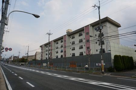 関西電力楠葉社宅130411-02