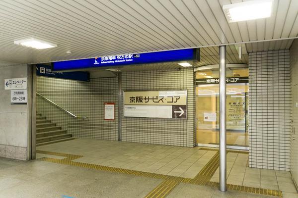 階段と通路-1710029