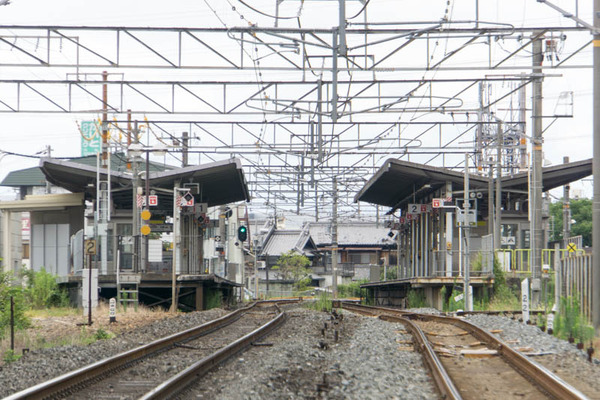 津田駅-1808091