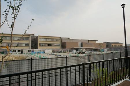 枚方茨木線歩道設置工事130815-29