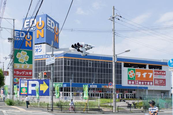 家電量販店-1708301