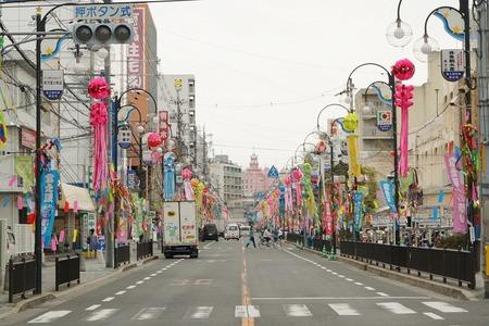 宮之阪中央商店街20130703