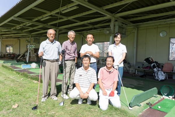 枚方市 ゴルフスクール 集合写真