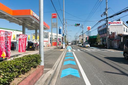 自転車道-14102918