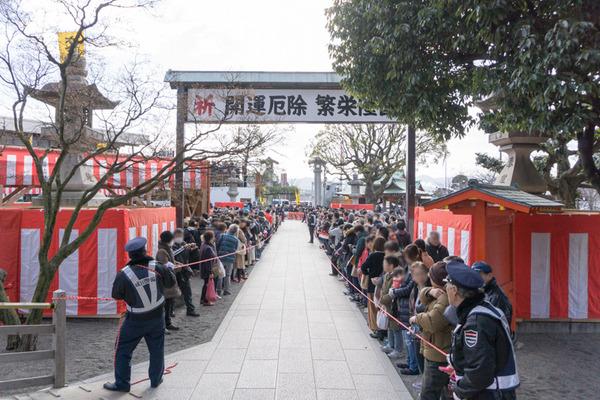 成田山不動尊-節分祭-5