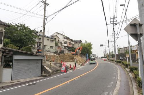 百済王神社の桜-11