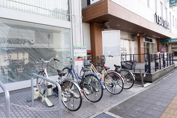 枚方市駅駐輪場-16101741