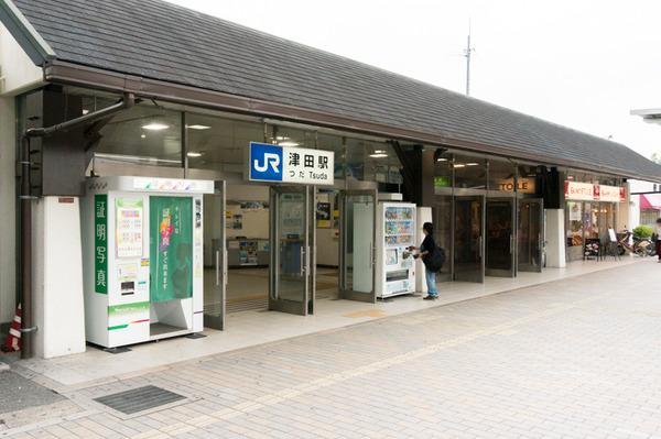 20170725津田駅-8