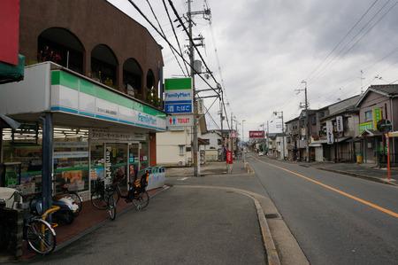 ファミリーマートひらかた酒販招提南店130219-03