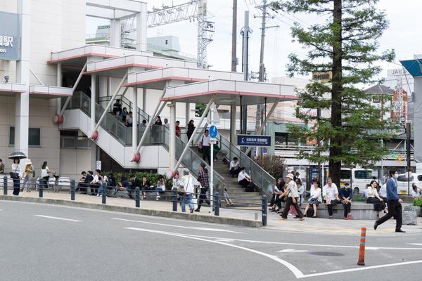 20180618_地震_香里園駅-1