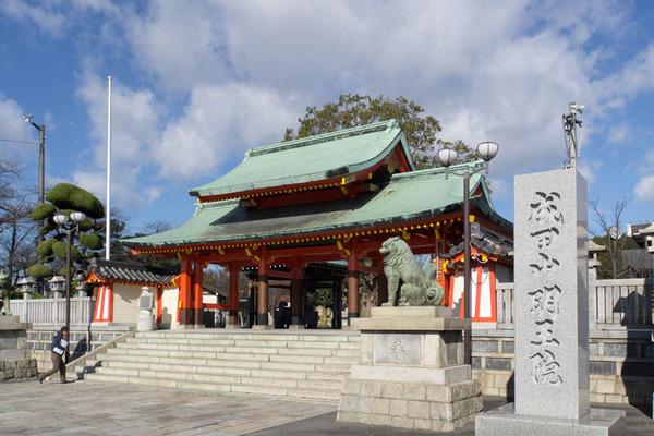 成田山不動尊-1612161