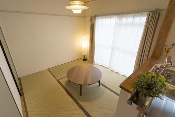 UR男山団地×関大リノベ住戸-113