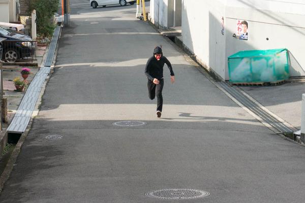 坂道サンタ-16120516