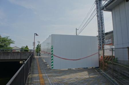 御殿山駅前交番DSC08384