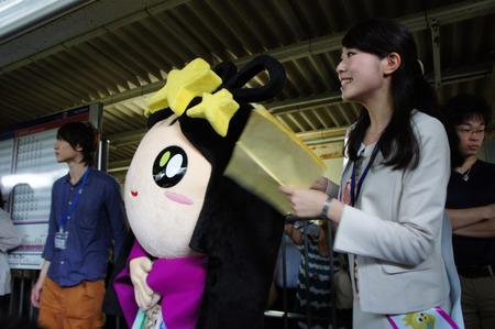ひこぼしくんお披露目20120707111510