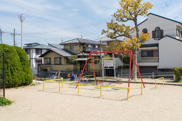 かなさき公園-20040720