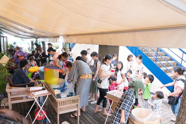 コシニール夏祭り2015-16