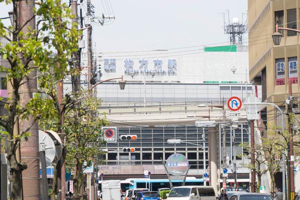 枚方市駅-1604161