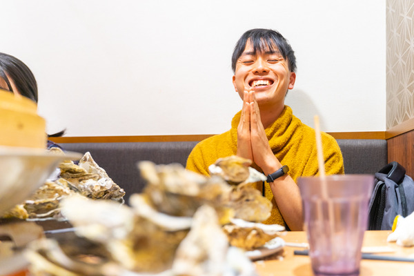 牡蠣鰻食べ放題-20102735
