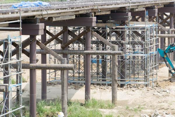 流れ橋-1805178