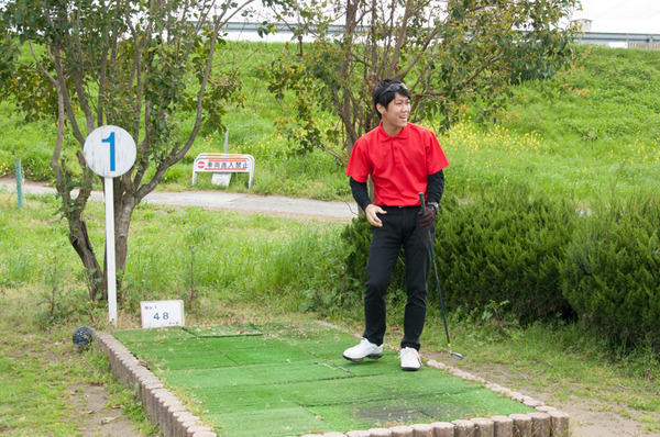 ゴルフ-200