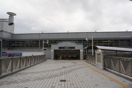 枚方市駅ATM131227-01