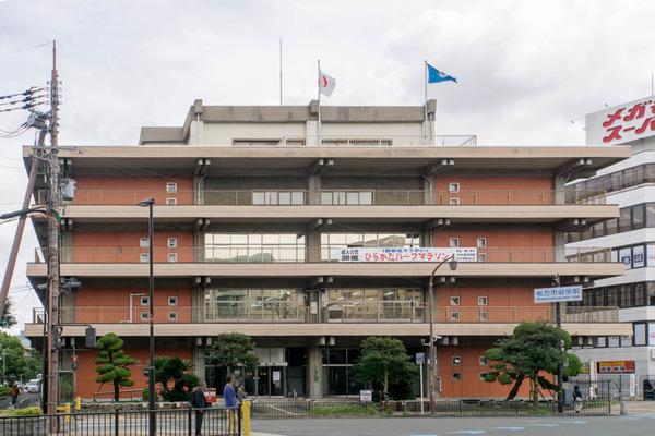 市役所-1810121