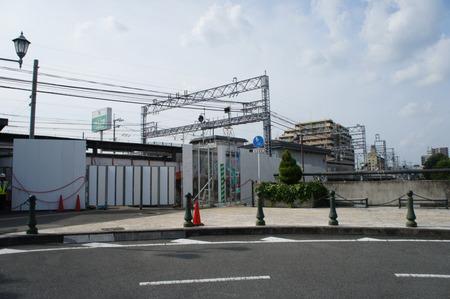 御殿山駅前交番DSC08377
