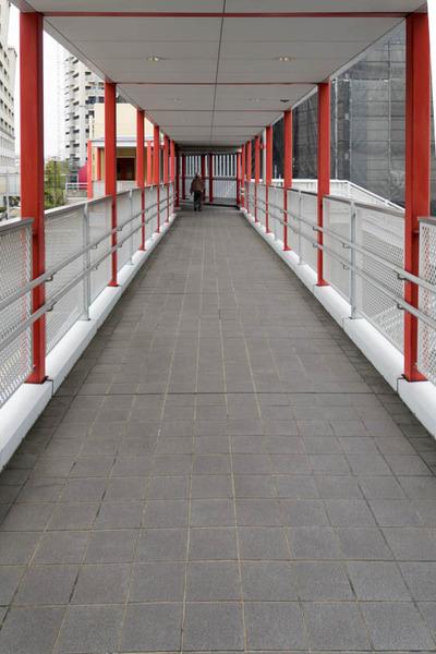 くずは歩道橋-1802151