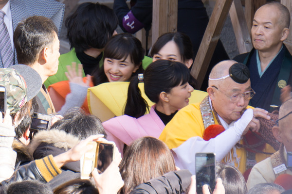 成田山不動尊 節分祭-14