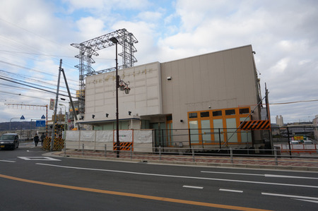 京阪ザ・ストア牧野店跡地140105-01