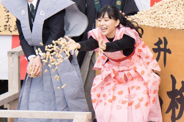 成田山不動尊 節分祭-38