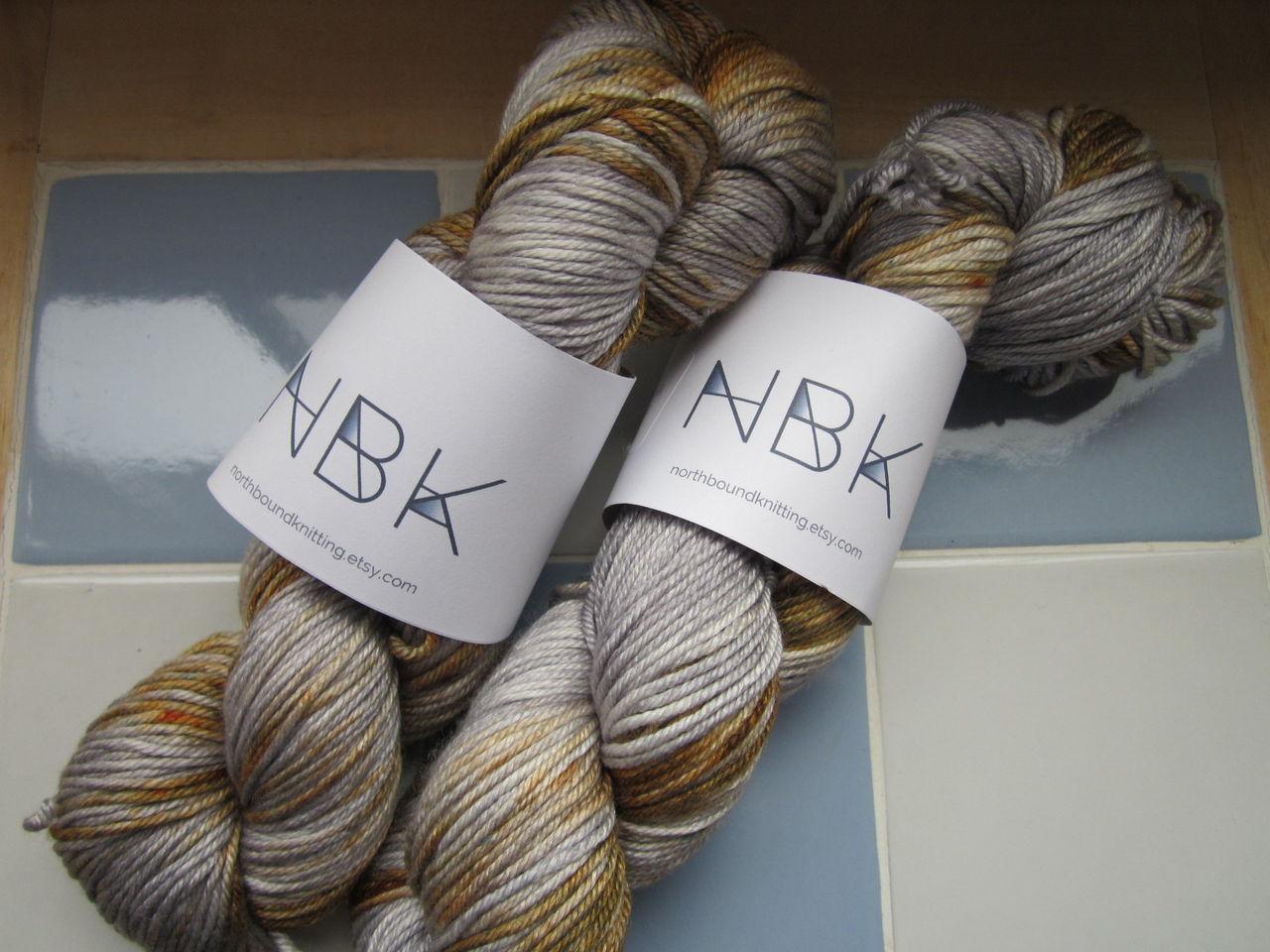 Northbound Knitting : Northbound Knitting?Silk/Merino DK???????? : ????Blog