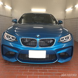 BMW M2納車