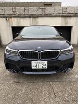 BMW 623d グランツーリスモを借りてみた