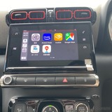 シトロエンC3 Aircross Apple CarPlay