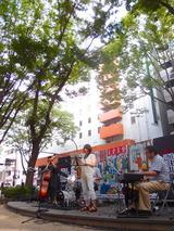 定禅寺ストリートジャズフェスとBLUE GIANT
