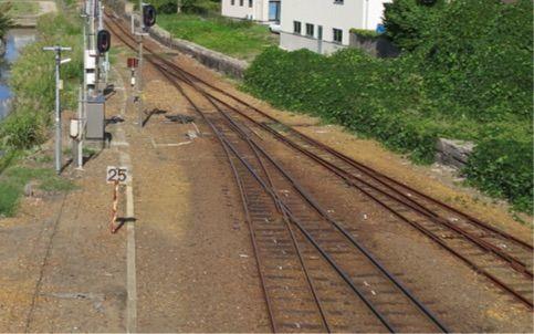 線路の分岐に対応するには : 電車線屋による電験一種への挑戦