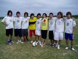 06年夏合宿サッカー