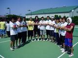06年夏合宿テニス