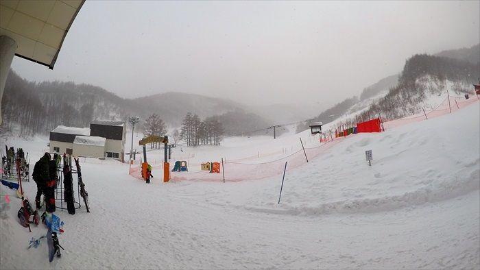 たか オグナ 天気 ほ スキー 場