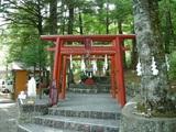 2009.09.10 金運神社の鳥居