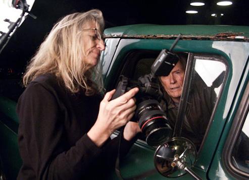現代最高の写真家アニー・リーボ...