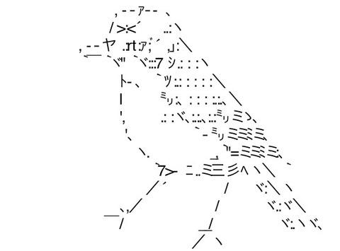ヒョウロンカキドリ