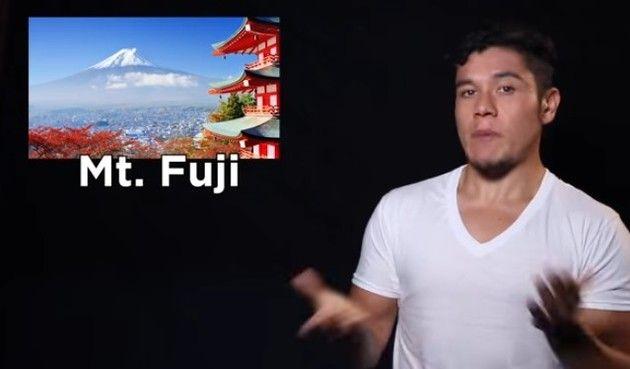 日本の解説動画
