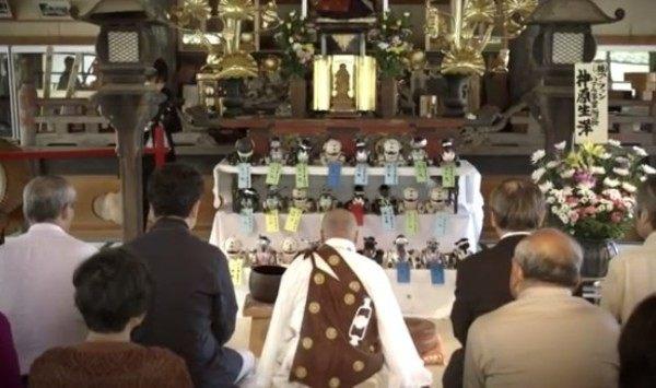 アイボのお葬式
